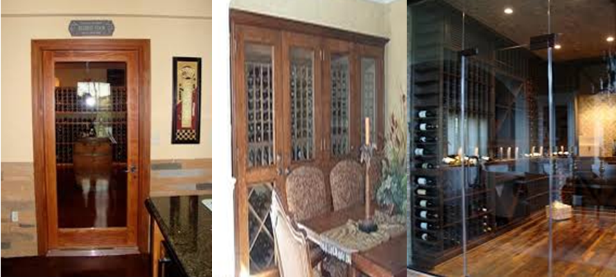 Wine Cellar Cooling System CA