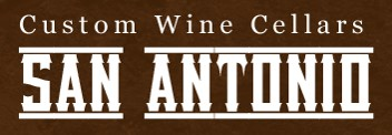 Custom Wine Cellars San Antonio Texas logo