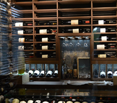See the story behind this Miami Wine Cellar