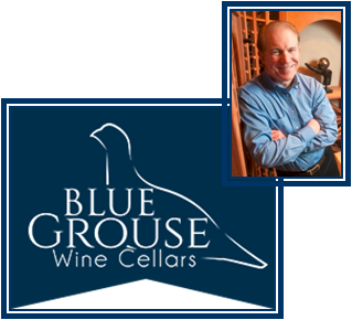 Make Blue Grouse Wine Cellars a part of your cellars success story!