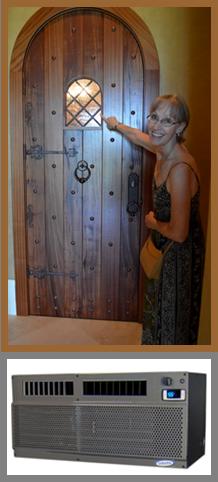 NAPLES WC DOOR & COOLING UNIT