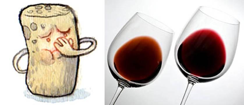 oxidized wine