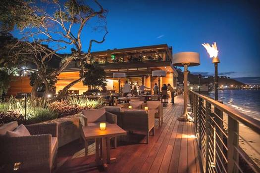 Nikita Restaurant in Malibu, California