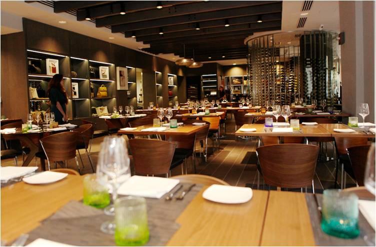 Toscana Divino Restaurant interior