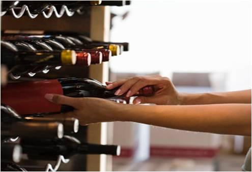 locating wine