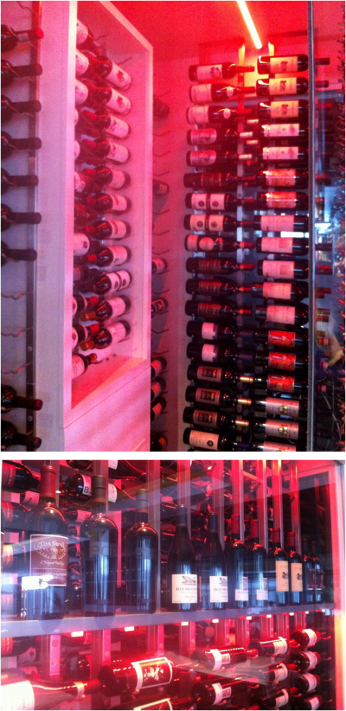commercial wine racks Salam Bombay