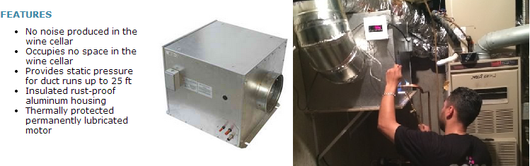 US Cellar System Products