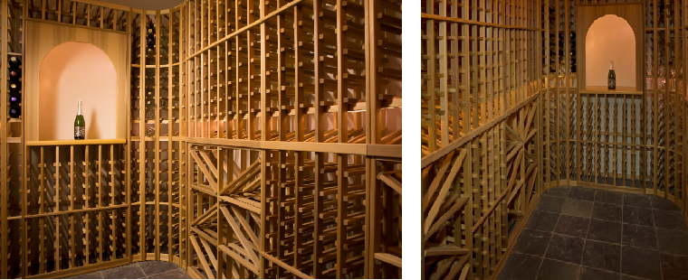 Modular Wine Rack Kits