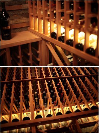 redwood wine racks Vancouver