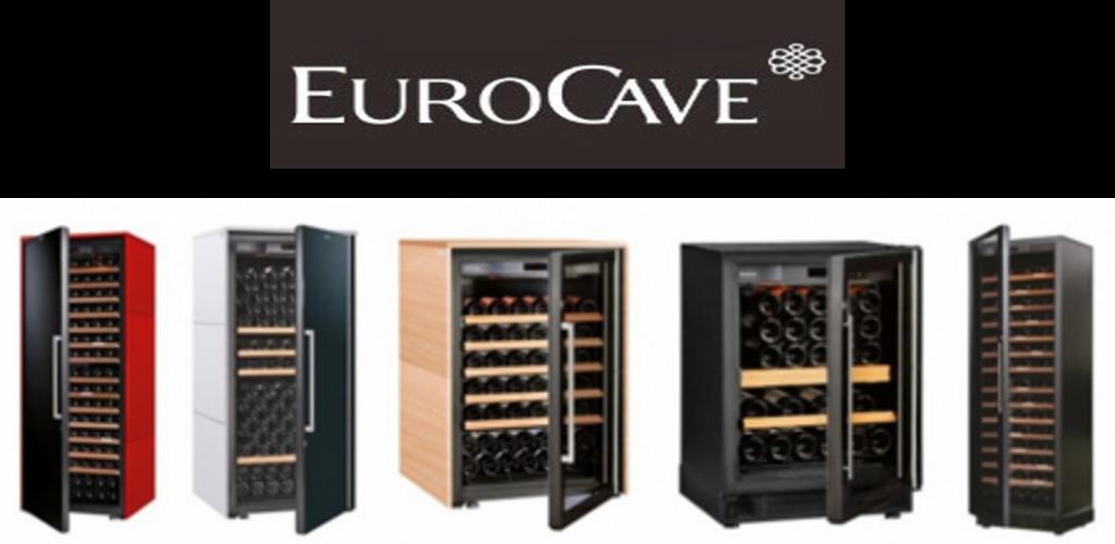 EuroCave Wine Fridge Storage Cabinets