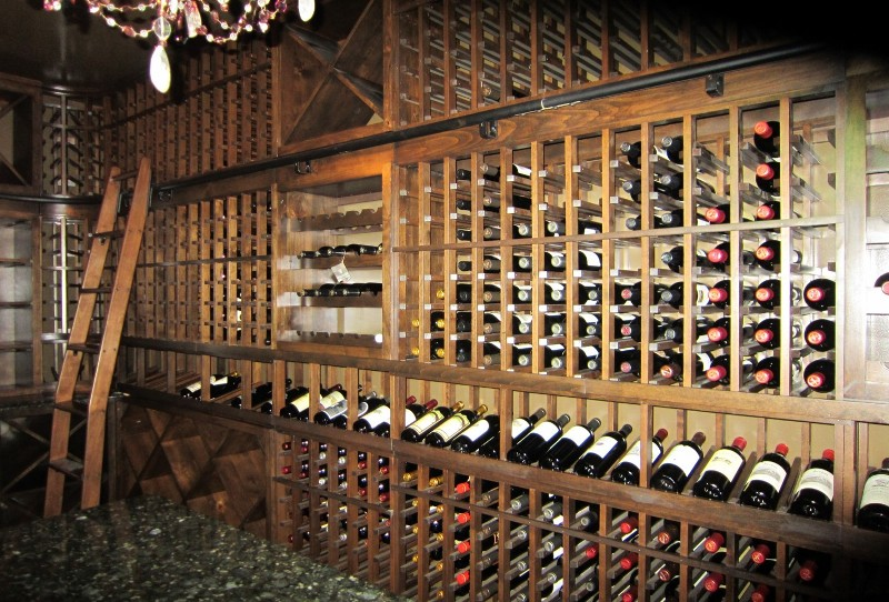 Custom Wine Cellars New Orleans Builder Design Installations