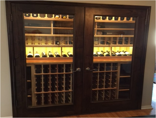 Culver City Los Angeles Wine Cellar Project