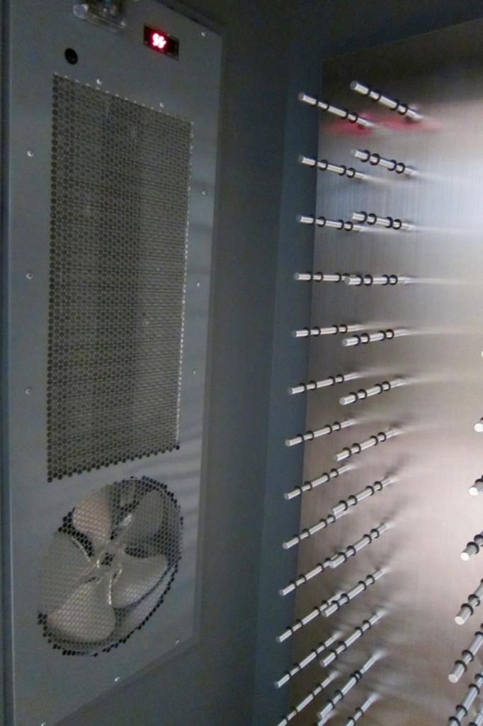 Powdercoated WM8600 Wine Cellar Cooling Unit