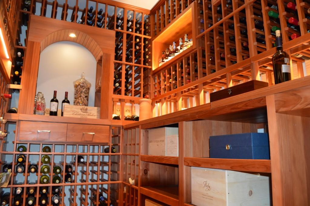 Wooden Storage Cases Irvine California
