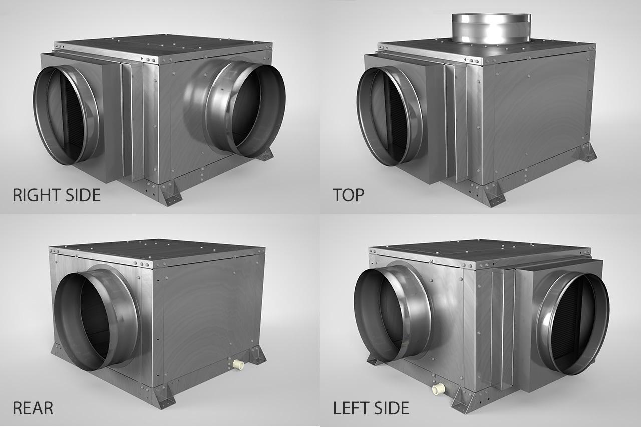 Quantum Series Wine Cooling Units
