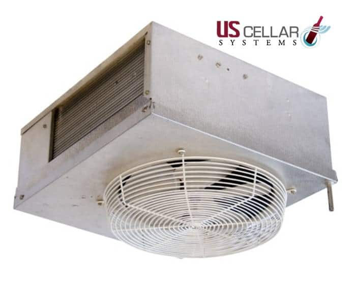 US Cellar Systems DQ Series Wine Cellar Cooling Unit